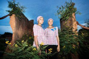 Kehinde Quadrat and Taiwo Badrat