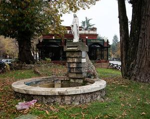 Fiuggi, Madonna Fountain