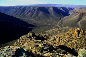 Langkloof Canyon / Langkloof Canyon, Tankwa Karoo National Park