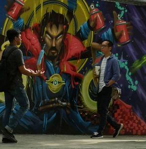 5 street life Graff