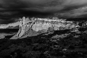 Chimney Rock (Sunrise)