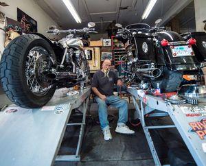 Harley's in Bakersfield