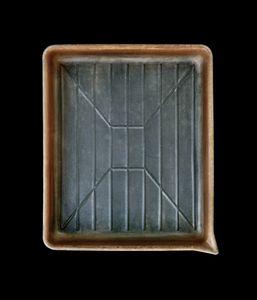Ansel Adams's Developer Tray © John Cyr