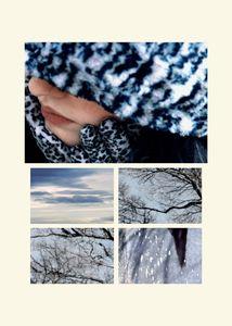 N°67 - Passage - Des bleus aux gris - 2008.
