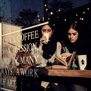 for us, coffee is a passion, and in many ways, a work of art