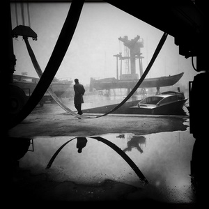 Suspended - Venice