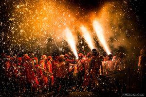 火祭 Exorcism