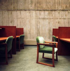 Studies, Cox Library, Milton Academy