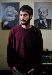 A militant