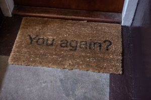 All Doormats Are Tired