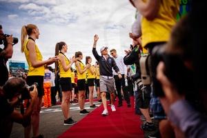 Hungarian Formula 1 Grand Prix, Race Day