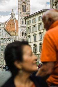 Florence by carriage