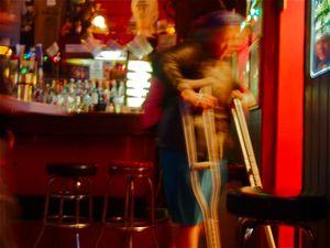 Bar Crutches