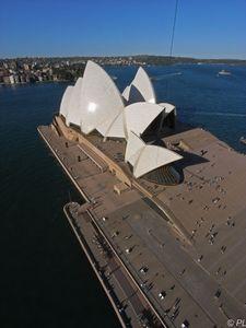 Kite Aerial Photography above SOH, Australia