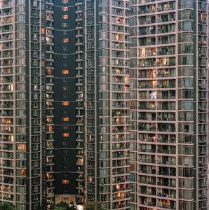 New Housing Urban Wall