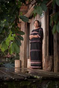 Êde lady in Buon Ma Thûot Province