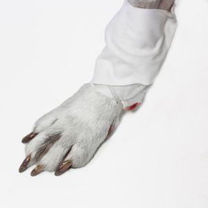 Bimba, 4. Nail polish treatment. © Luigi Avantaggiato