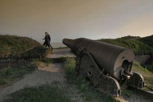 Helsinki - the cannon