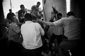 Bomb attack, Baghdad