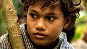 Jeune fille tikopienne