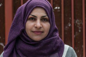 Syrian Refugee Woman II