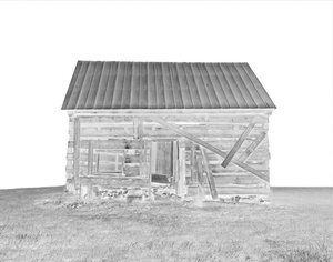 Slave Cabin (Pine Hall Plantation)