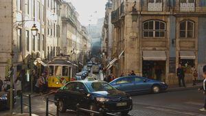Lisbon Rush Hour