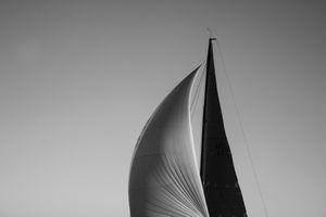 Flotando como un velero