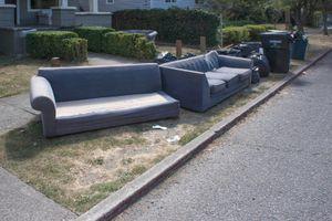 Abandoned Sofa #49