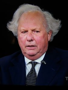 Graydon Carter, editor, Vanity Fair