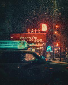 Gramercy Cafe, New York
