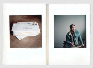 """Stephen Funk joined the U.S. Marine Corps in 2002, aged 19. He was the first soldier to publicly refuse to be deployed in Iraq. From the photobook """"The Grey Line"""" © Jo Metson Scott"""