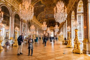 Gallery of mirrors