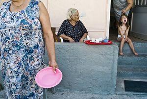 © Stella Johnson (United States) Mytilene, Greece. 2nd Prize, Single Image Category, LensCulture Exposure Awards 2009