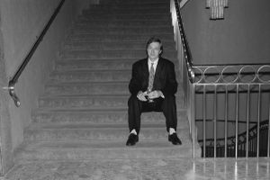 Julian Barnes, Writer, Toronto, 1991
