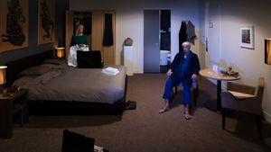 Hotel Room scene 5