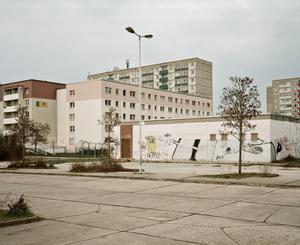"""aus der Serie """"Utopia"""" / Halle-Neustadt#10"""