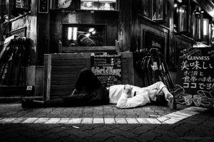 Dark Hours - Tokyo, 2016