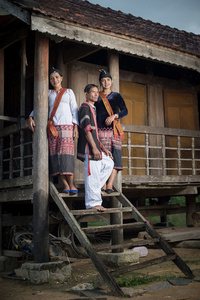 Cham H'roi people in Binh Dinh Province