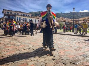 Men of Cusco