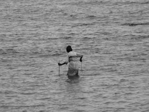 The Old Woman and the Sea