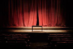 Empty Stage   © Seán Duggan