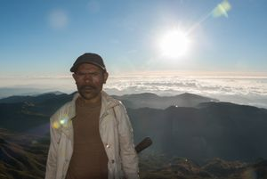 Top of Timor