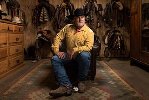 Urban Cowboy Jim Moore