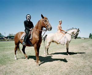 Fancy-dress competition, Beaufort West Agricultural Show, 2007 © Mikhael Subotzky/Magnum Photos