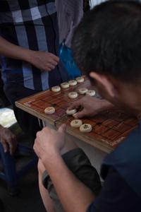 Chinese Chess in Hanoi