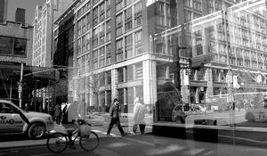 New York Mirrored