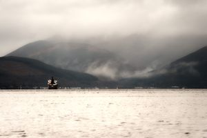 Kilcreggan & ferry, Firth of Clyde