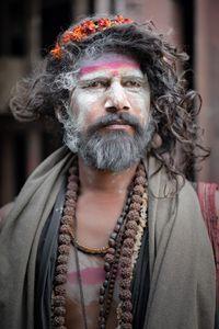 Sadhu portrait 11
