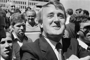 Brian Mulroney, Conservative Party Leader, Election Campaign, Montreal, 1984